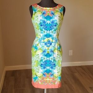 Sleeveless NINE WEST Beautiful Fitted Dress